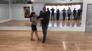 Swing Classes in Reno. West Coast Swing intermediate class recap.