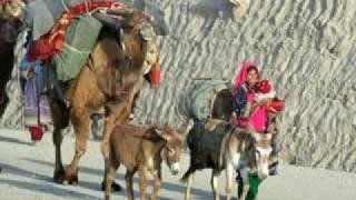 "Afghan music Attan by ""Qandi Kochey"" beautiful music"