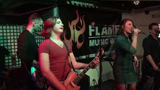 Video The Only live at FLAME Music Bar (The Only song)