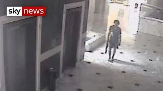 The most comprehensive video to emerge showing the Tunisia terror attack as it unfolded has been obtained by Sky News...
