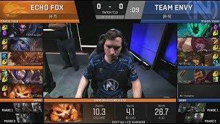 FOX VS NV Game 1 Full Replay : https://www.youtube.com/watch?v=x8gAm87Frpg