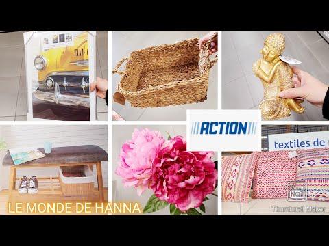 ACTION ARRIVAGE 14-05 DÉCORATION INTÉRIEURE