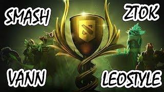 Se juntaron para jugar la Battle Cup :D ...!!!!Id de partida: 3330476664       Fecha: 22/07/2017    Hora: 21:46Vann:  Anti-MageSmash: ClockwerkLeostyle: Death ProphetZtok: Chaos Knight►Facebook: https://www.facebook.com/YUTERStv/►Vídeos Nuevos: Sábados y domingos►Videos Anteriores:https://youtu.be/DdBDGeKUef4 (Arteezy[ Lycan ]  Hace que Vann[ Ursa ]  rompa sus Items)https://youtu.be/_ECryOidzZI (Benjaz,Arteezy,SumaiL VS Fear,Forev,Abed,Mason 7800 mmr)https://youtu.be/Mz53LR_cYK0 (Timado [ Shadow Fiend ]  VS  nOtail [ Phantom Lancer ]  7500mmr)https://youtu.be/E5KZug1RPIs (Smash fedeando a VanN en Ranked)https://youtu.be/PUG0ioJtz5Q (SumaiL  [ Tinker ]  VS Smash [ Abaddon ]  8000mmr)https://youtu.be/3aM8VUqAGvg (El Profe  [ Kunkka ] Rumbo a los 9k)https://youtu.be/HN7-iy6jIno (VanN , Universe VS SumaiL, Zai , Queenteka, W33 8000mmr)Cuando se suscriban nose olviden activar la campana para que les llegue una notificación cuando subo vídeo nuevo ..!!! Gracias por la visita.