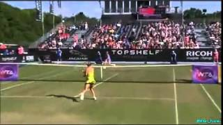 Tennis Highlights, Video - Camila Giorgi Vs Kiki Bertens Full Match -  Tennis