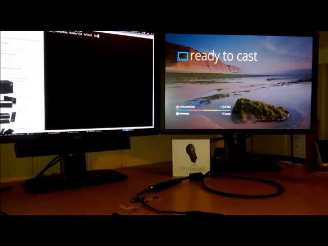 Google Chromecast Root + Secure Boot Exploit