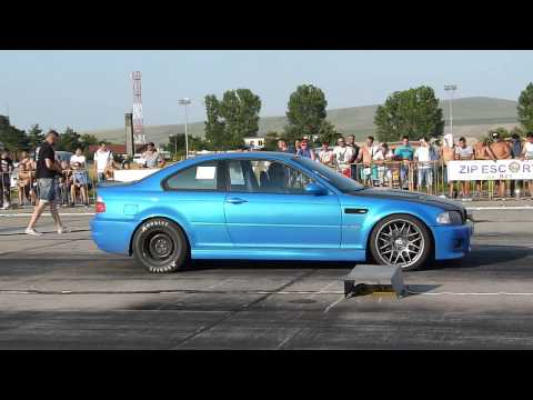 bmw e43 m3 turbo vs bmw e30 turbo - drag race