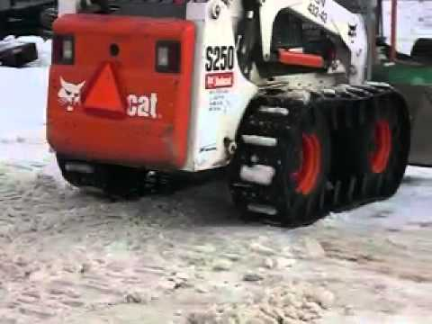 Skid Steer Tracks Right Track Systems Int