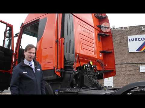 New Iveco Stralis Hi-Way Tractor Unit Review