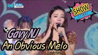 [HOT] Gavy NJ - An Obvious Melo, 가비엔제이 - 뻔한 멜로 Show Music core 20170304, clip giai tri, giai tri tong hop