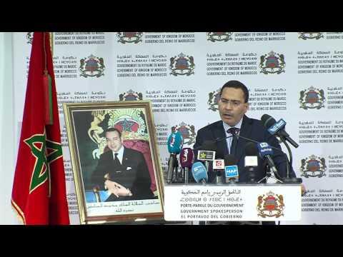مجلس الحكومة يتتبع عرضا حول تفعيل مقتضيات المادة 23 من القانون التنظيمي لعمل الحكومة