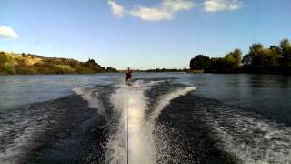 10. Ken Wakeboarding off a Seadoo GTX 155