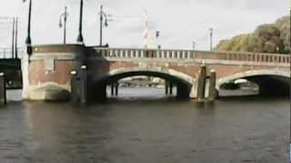 2012 09 30 Canals of Amsterdam - Amstel - Time-lapse