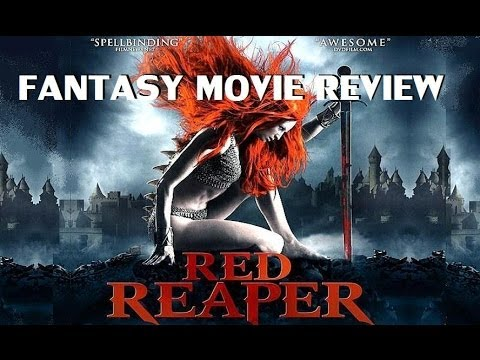 LEGEND OF THE RED REAPER ( 2013 Tara Cardinal ) Fantasy Movie Review