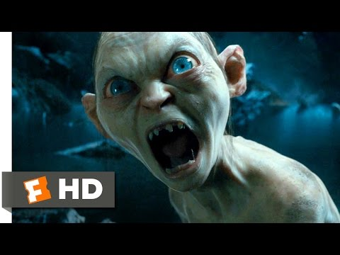 The Hobbit: An Unexpected Journey - Riddles In The Dark Scene (8/10) | Movieclips