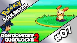 07 | RISE AND SHINE? | Pokémon SoulSilver Randomizer Quadlocke 2 by Ace Trainer Liam