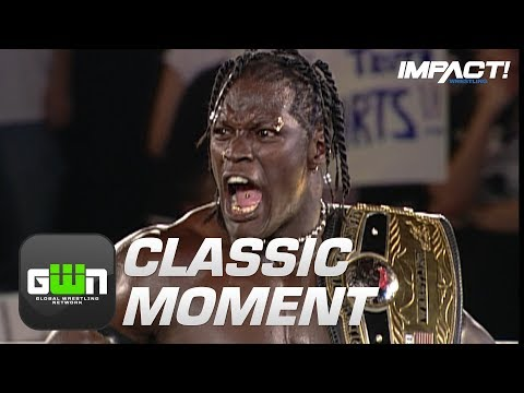 "Ron ""The Truth"" Killings Wins NWA World Championship (NWA-TNA PPV #8) 