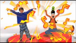 The Hot Dog Dance - Learn with Goofy!