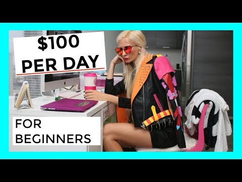 HOW TO MAKE $100 PER DAY FOR BEGINNERS WITH AFFILIATE MARKETING & GOOGLE EMAIL ALERTS