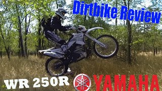 8. REVIEW | Yamaha WR 250R