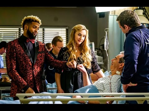 Video: Odell Beckham Jr. Guest Stars On CBS' CODE BLACK (Exclusive Clip) | NFL
