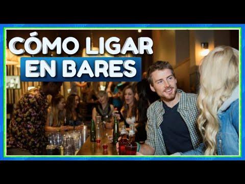 Imagenes para enamorar - Cómo ligar en un bar - Seducción en Bares - Cómo acercarse a una mujer en un bar