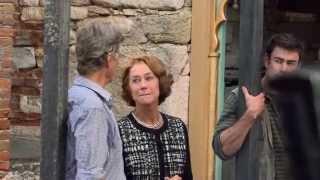 The Hundred Foot Journey: Behind the Scenes (Movie Broll) Part 1 - Helen Mirren