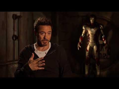 Robert Downey Jr I - Interview Robert Downey Jr I (Anglais)