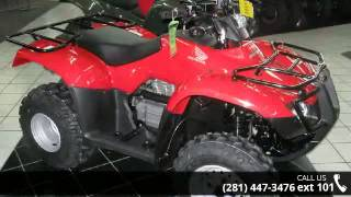 2. 2014 Honda FourTrax Recon TRX250TM - Bob Lunsford's Honda...