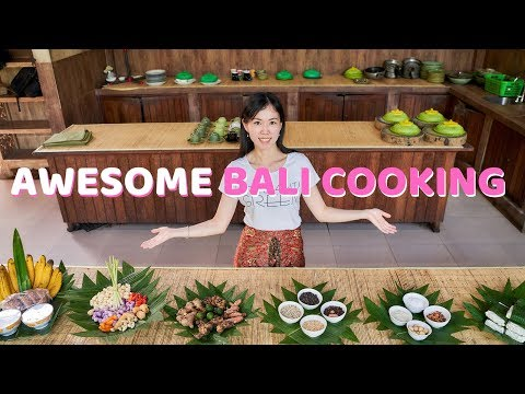 Special EP : THE BEST BALI COOKING CLASS , PAON BALI COOKING *4K Ultra HD