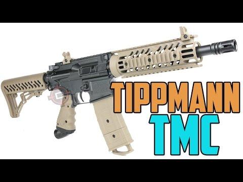 Tippmann TMC Paintball Gun - 4K