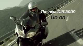 10. 2013 Yamaha FJR 1300 - Features Close Up