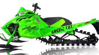 7. Arctic Cat M8000 HardCore