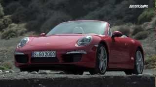 Porsche prezinta in detaliu noul 911 Cabrio