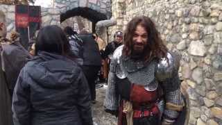 The Making of Mythica - Behind the Stunts