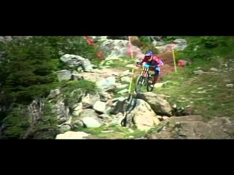 Châtel Mountain Style 2012 : Brandon Semenuk (видео)