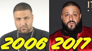 The Evolution of DJ Khaled (2006-2017)