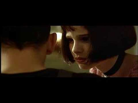 leon - The scene which was hidden from the American viewers for a decade. (It was added back in for some of the versions released after 2004.) Besson's original mov...