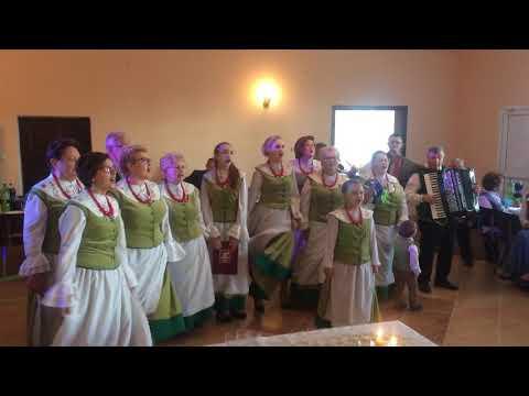 Wideo1: Zespół Ludowy Wronowianki śpiewa już 30 lat