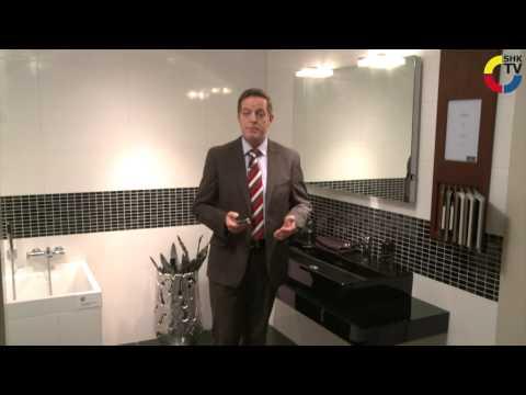 SHK-TVmagazin: Villeroy & Boch - Innovativer Badezimmerspiegel
