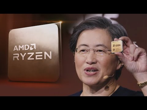 AMD's Ryzen 5000 Series Reveal Event in under 9 minutes (supercut)
