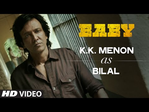 Kay Kay Menon as Bilal Khan | Baby | Releasing on 23rd January 2015