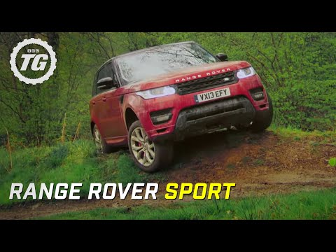 Range Rover Sport Review: Mud and Track – Top Gear – Series 20 – BBC