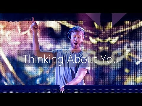 Calvin Harris ft. Ayah Marar - Thinking About You (VOVIII Remix)