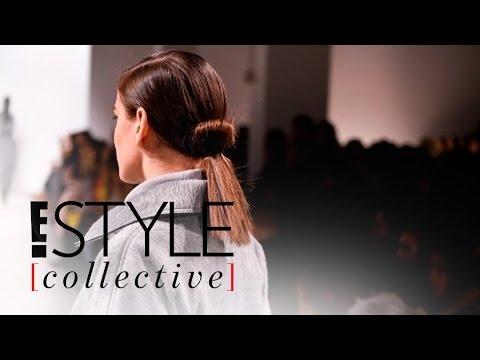 How to Rock the Japanese-Inspired Bun | E! Style Collective | E! News