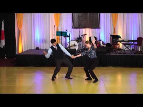 ILHC 2016 - Open Classic Prelims - Danny Beyrer & Mandy Hogan (US)