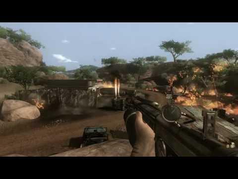 Far Cry 2 (CD-Key, Uplay, Region Free) Gameplay