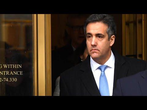 USA: Trumps Ex-Anwalt Cohen will vor Kongress »vollständi ...
