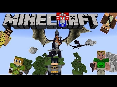 MINECRAFT DRAGON SURVIVE # 6 - Hardi Ohhhhhh «» Let's Play Minecraft | HD