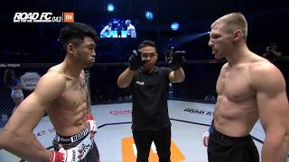 Video XIAOMI ROAD FC 043 KIM SEUNG-YEON(김승연) VS ALEXANDER MEREZHKO(알렉산더 메레츠코) MP3, 3GP, MP4, WEBM, AVI, FLV Desember 2018