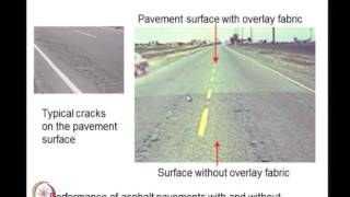 Mod-01 Lec-32 Geosynthetics In Flexible Pavements -- II